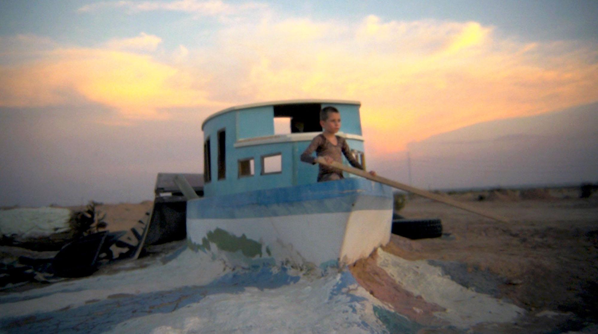 Alma Har'el Bombay Beach interview / Oh Comely