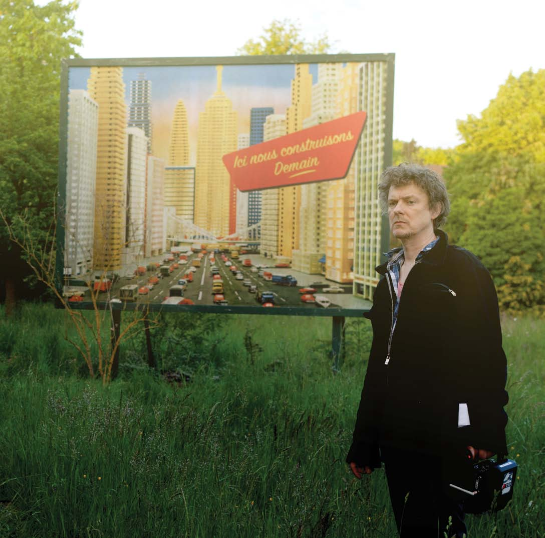 Michel Gondry (Mood Indigo) interview, published in Oh Comely Issue Twenty-One.