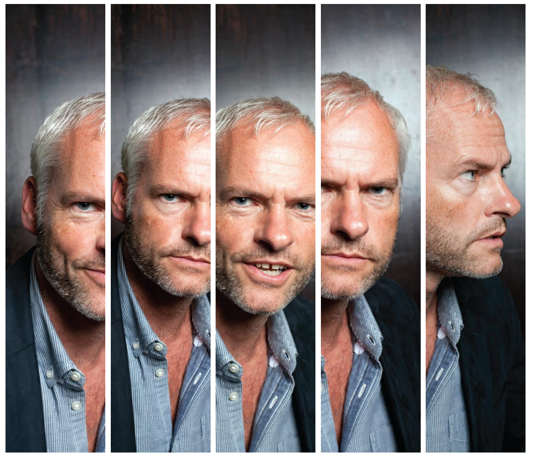 Martin McDonagh interview, published in Oh Comely Issue Thirteen. Photograph by Trent McMinn.