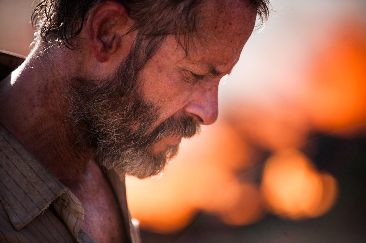 Guy Pearce (The Rover) interview / Oh Comely