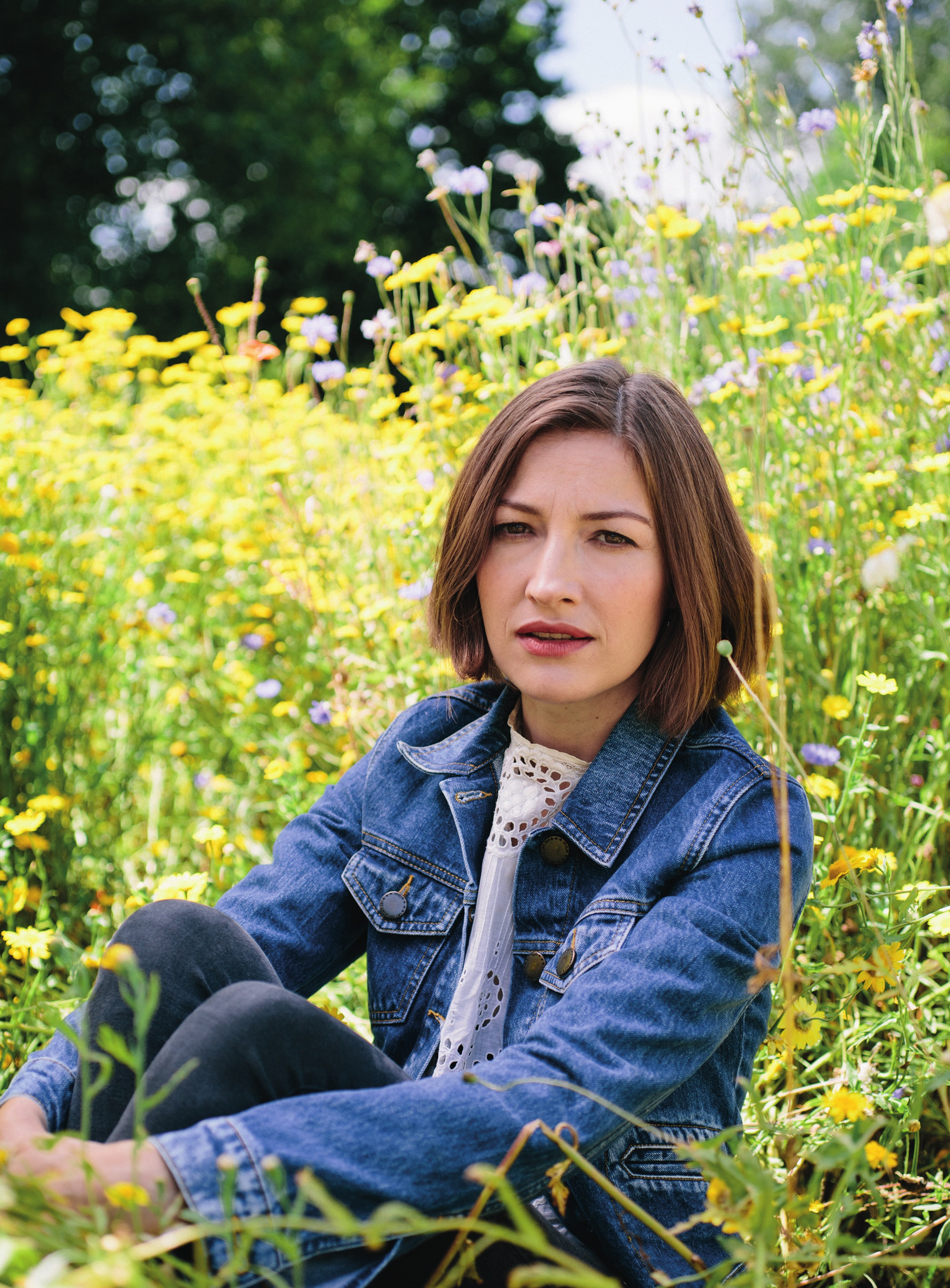 Kelly Macdonald (Swallows and Amazons) interview, published in Oh Comely Issue Thirty-Two. Photograph by Liz Seabrook